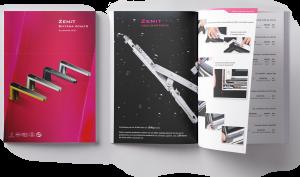 Descarga catalogo ZENIT Sistema oculto para ventanas de Aluminio y PVC