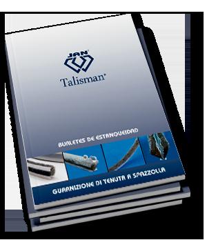 CATALOGOS BURLETES DE ESTANQUEIDAD TALISMAN