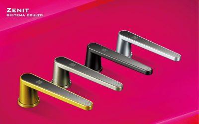 Zenit sistema oculto para ventanas de Aluminio y PVC