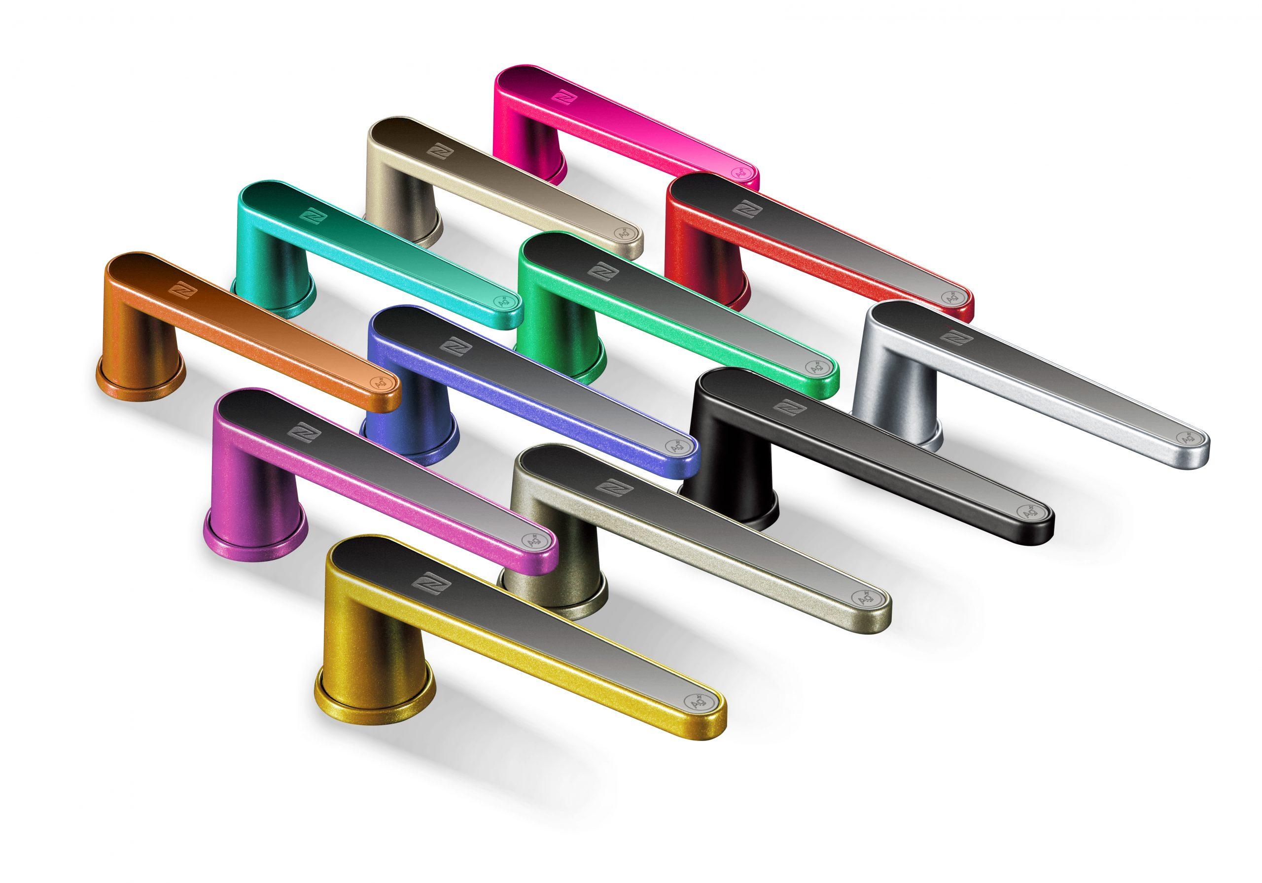 Manillas Joe rales para ventanas Aluminio y PVC