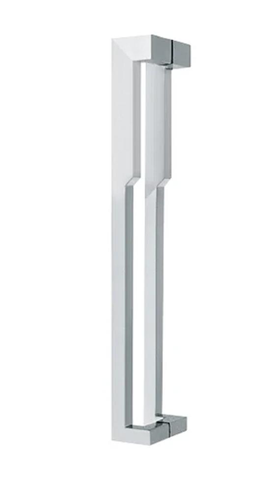 Tirador puerta acero inoxidable Onega para puertas de cristal, madera o Aluminio