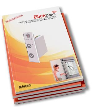Descarga Catálogo BLINKDOMI Sistemas plegables para puertas y ventanas de Aluminio y PVC